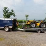 Pasquali Alpine Tractor